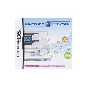 Navigateur Nintendo DS (DS...