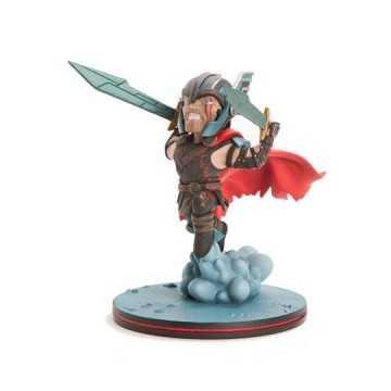 Thor Ragnarok diorama Q-Fig...