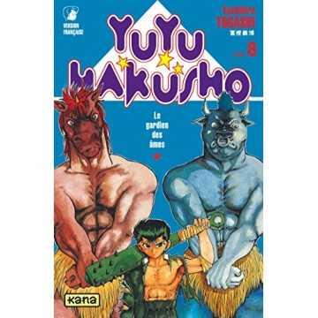 Yuyu Hakusho Tome 8